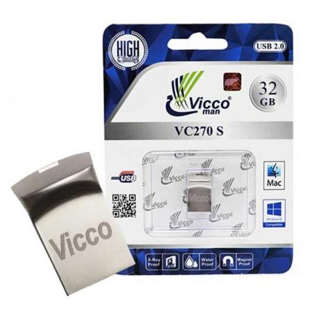 فلش مموری ویکومن مدل VC270 ظرفیت 32 گیگابایت