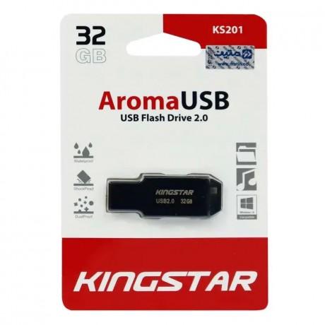 فلش 32 گیگ کینگ استار KingStar Aroma KS201