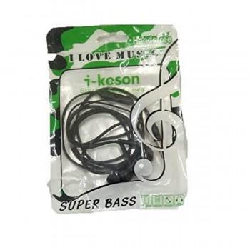 هنذفری I Koson مدل x61 پک...